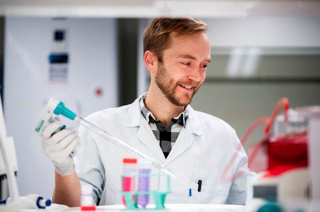 KRAFTTAK: For tredje året på rad samler Kreftforeningen inn penger forskning på kreftformer med lav overlevelse og gode omsorgstilbud for pasienter og pårørende.