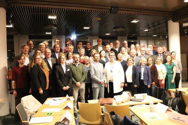De 47 representantene i kommunestyret i Nordre Follo har store oppgaver foran seg. Her er de Østlandets Blad vurderer som noen av de vanskeligste. FOTO: VIVI RIAN