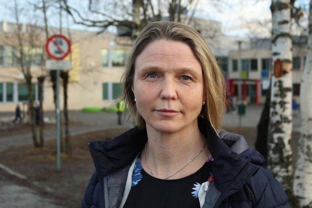 SVARER: Hilde Solheim sendte inn et innlegg til Østlandets Blad om Finstad skole. Det ønsker Camilla Hille å svare på her.