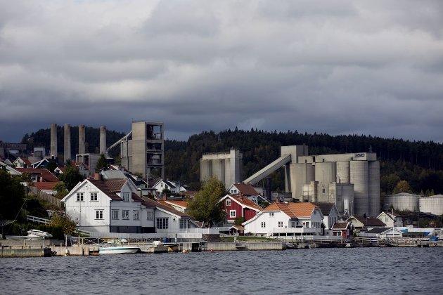 NOAH ønsker å lagre uorganisk farlig avfall i utette gruveganger i Dalen gruver (Norcem) i Brevik