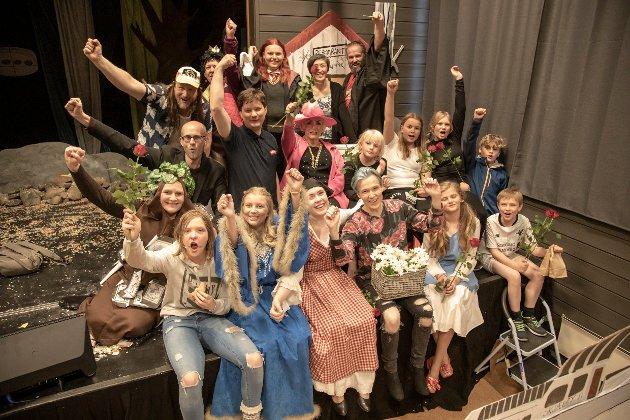 Nesjar teaterforening