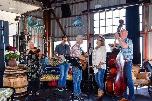 Middlewood Band Pakkhuset