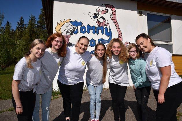 ENGASJERER SEG: Ungdomsrådet i Åmot er medarrangør av en politisk debatt førstkommende lørdag.