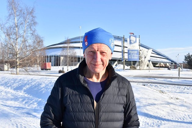Hamar-ordfører Einar Busterud.