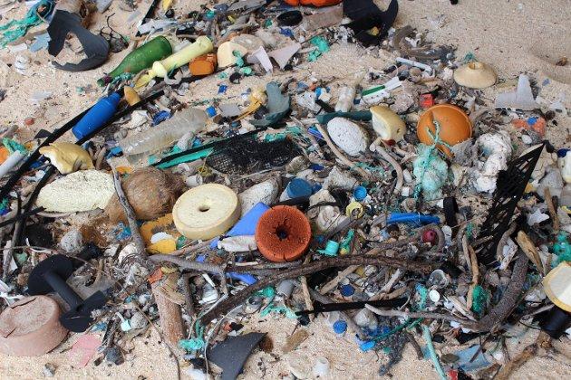 PLAST I HAVET: Pengene som samles inn til årets TV-aksjon skal gå til å bekjempe plast i havet.