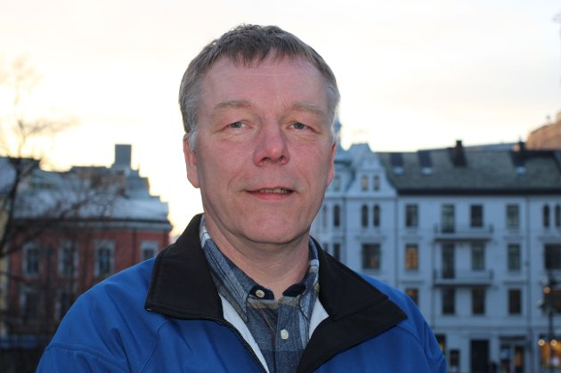 Konstituert president Bjørnar W. Jakobsen.