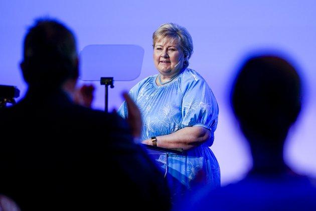 SMK: Erna Solberg innrømmer at skattereglene ikke var klare og lett forståelige. Det burde regjeringen gjort noe med. Arkivfoto