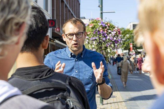 Ikke Lurt: Sjøl om noe er lov, er det ikke sikkert at det er så lurt, Kjell Ingolf Ropstad.Foto: Tor Erik Schrøder / NTB