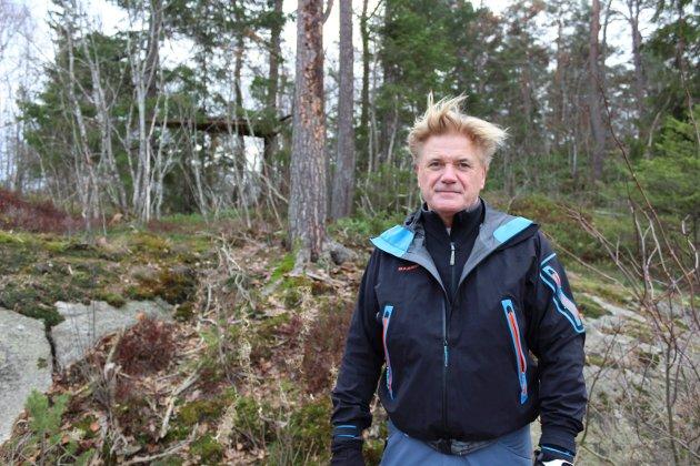 Maks Jensen vil etablere Færder Arena.