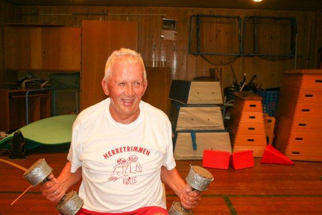 Tore Andersen har ledet gruppa i 27 år.