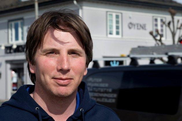 Ansvarlig redaktør Tor Aslesen har skrevet om boplikten.