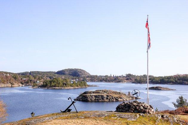 Fritidseiendom, Håvøya, Bambleskjærgården