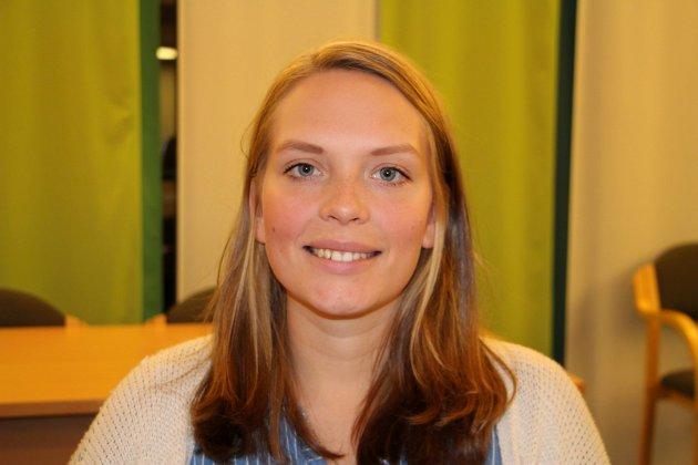 Tina Ødegård Holt (Ap)