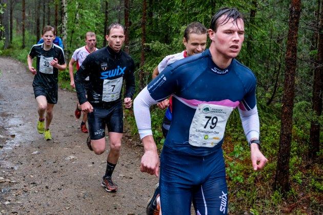 Sigurd Agnalt fra Trøsken IL.
