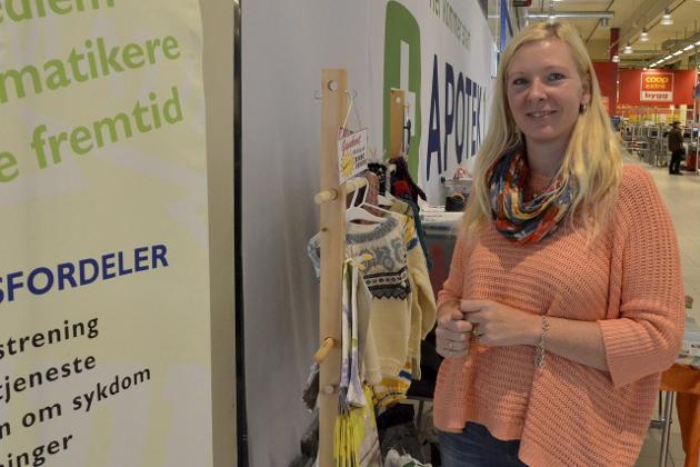 Marleen Rones, fylkesleder for Norsk Revmatikerforbund, skriver at vi alle må ta hensyn til hverandre og forholde seg til hygieneregler og tiltakene som blir gjort. Foto: Gøran O. Pedersen