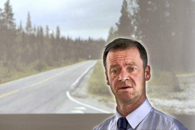 Roger Ingebrigtsen i Agenda Nord-Norge. Foto: Øyvind Bratt