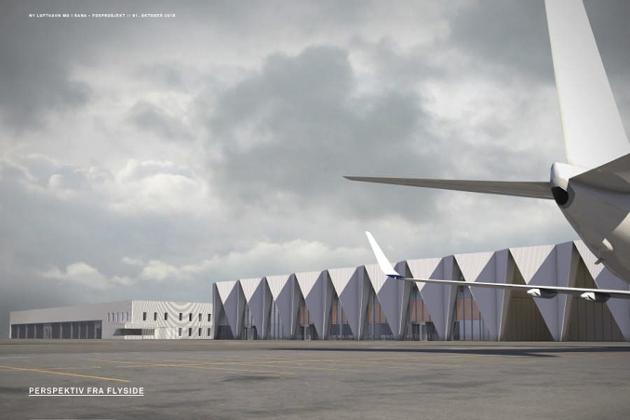 Ny Flyplass: Både foreliggende fakta i Urbanet-analysen og det fylkespolitiske NEI til ny NTP har sendt Hauan-prosjektet «tilbake til start», mener brevskriverne.