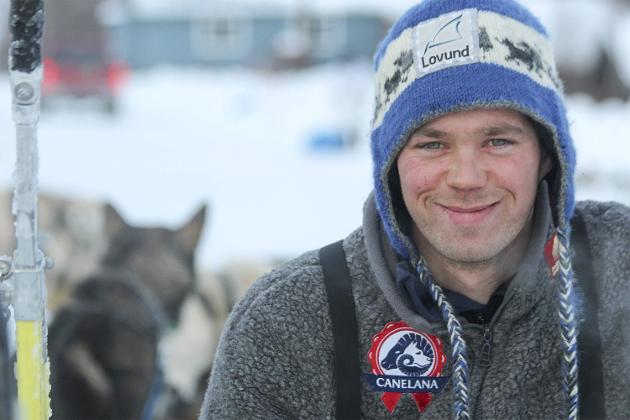 VINNER: Joar Leifseth Ulsom ble kåret til årets idrettsnavn i fjor. Han er en av kandidatene også i år. Ble nummer seks i Iditarod.
