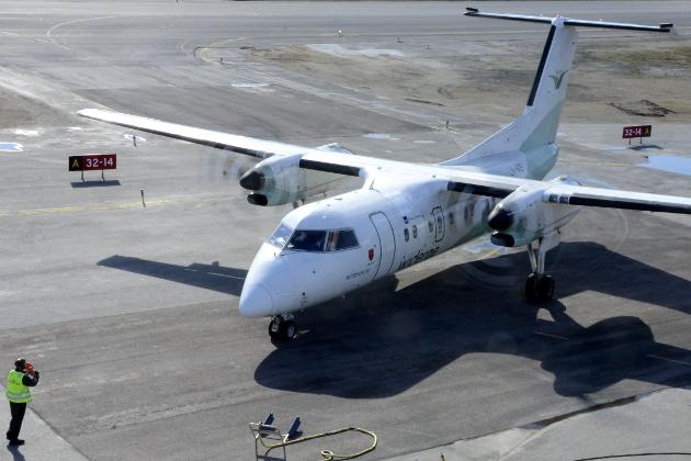 Flytilbud: Dårlig tilpassede ruter vil gi betydelige utfordringer for helsereiser til Nordlandssykehuset i Bodø og Universitetssykehuset i Tromsø, mener Nordland Arbeiderparti.Foto: Arne forbord