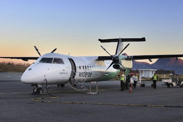 Næringslivet og privatpersoner i nord flyr stort sett bare når det oppleves som nødvendig. Leserbrevskribentene fra MDG i Nord-Norge synes derfor forslag om å skattelegge utenlandsreiser er med konstruktivt og målrettet enn flyturer på kortbanenettet i nord.