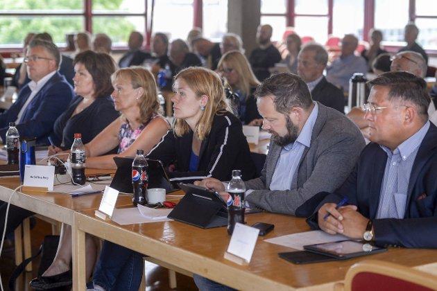 Kommunestyret i Rana behandlet nettopp budsjettet for 2017.