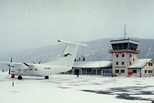 Mosjøen Lufthavn:  Det var ikke Rana som kom med forslaget om at Kjærstad må legges ned ved en eventuell realisering av Hauan. Det kom fra Avinor den 29 februar 2012, skriver Halvard Kolsing.