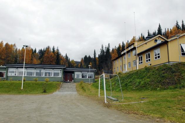 Sameskolen i Hattfjelldal