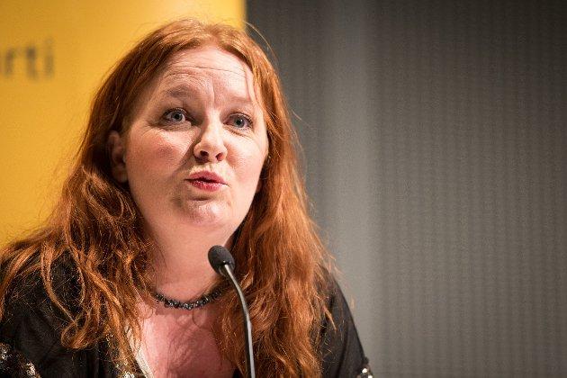 Dagrun Eriksen, Kristelig Folkeparti. Foto: Audun Braastad / NTB scanpix