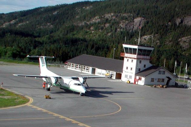 Mosjøen Lufthavn.