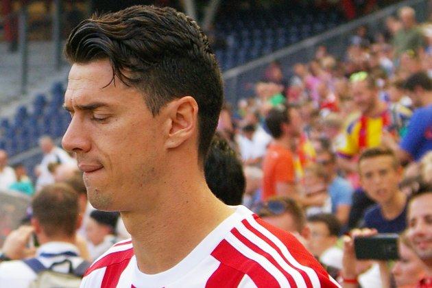 José Fonte sto til slutt igjen som vinner av EM for sitt land Portugal.