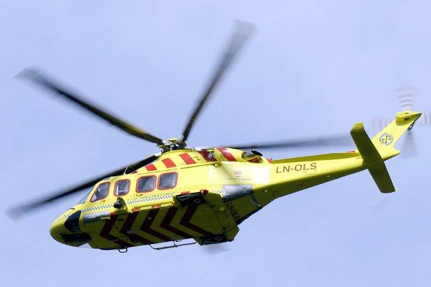 Ambulanse: Helse Nord se på muligheten til å få på plass et større helikopter for Luftambulansen i Brønnøysund en det som nå er bestemt, skriver Kjell-Idar Juvik.