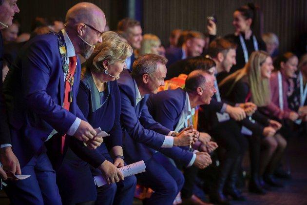 Agenda Nord-Norge 2017 åpnet. Statsminister Erna Solberg.