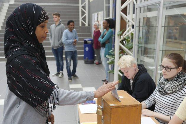 Deltakelse: Mange kvinner fra hele verden har som mål å delta i alle mulige deler av livet: Sosialt, økonomisk, kulturelt eller politisk, skriver Sandra Huezo Davidsen. Foto: Lisa Ditlefsen