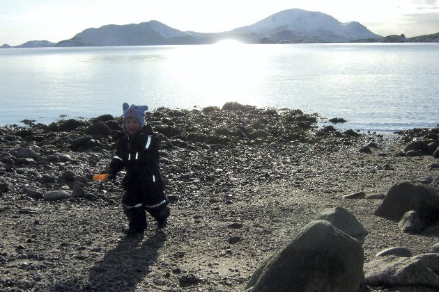 Påske: Ettersom jeg er oppvokst på ei lita øy, var det ikke fjellet og skiturer som sto i fokus, men livet i fjæra som først våknet til liv etter en lang vinter, skriver Martin Kildal. illustrasjonsfoto