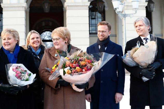 Foto: Heiko Junge, NTB scanpix/ANB