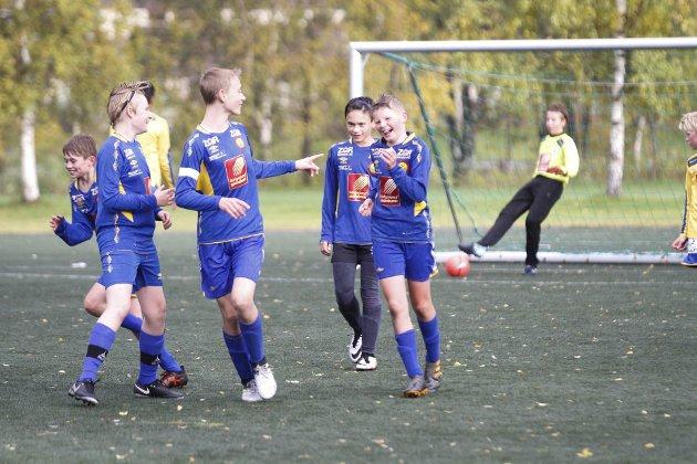 Selfors UL gutter 13 spiller kretsfinale mot Grand Bodø.