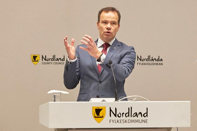 Fylkesrådsleder i Nordland, Tomas Norvoll skriver oml opposisjonspartienes alternative budsjett, og forklarer hva som inngår i en resultatgrad på 6,8 prosent.