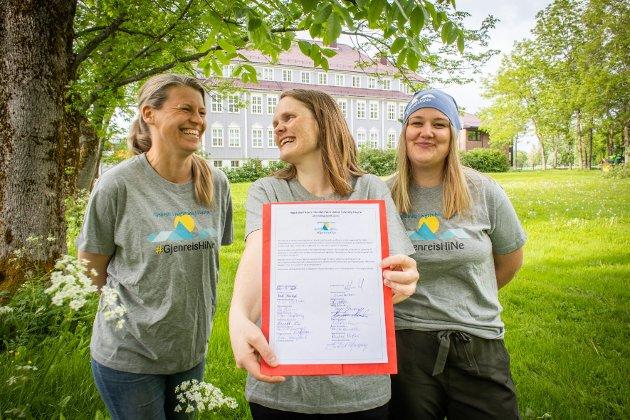Folkeaksjonen for Høyere utdanning på Helgeland skriver om planen som er lagt for å gjenreise Høgskolen i Nesna.