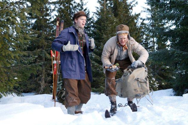 Norsk Fjernsyn holder på med et nytt humorkonsept for TV2, som delvis spilles inn i Mesnali.