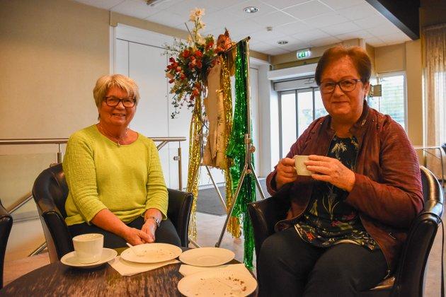 – Jeg synes de var veldig flinke, sier Aase Ingvoldstad som var på premieren sammen med Kari Andersen.