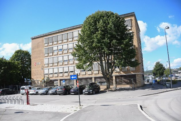 Kommunebygget: Har kontorplasser