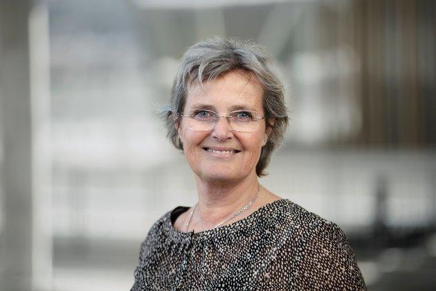 Heidi Vifladt, instituttleder ved Institutt for helsevitenskap i Gjøvik.