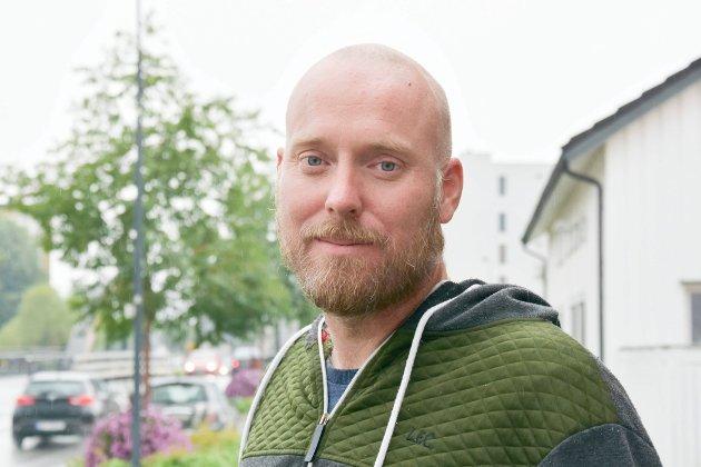 FORFATTEREN: Forfatteren av innlegget, Odd-Amund Lundberg, Senterpartiet.