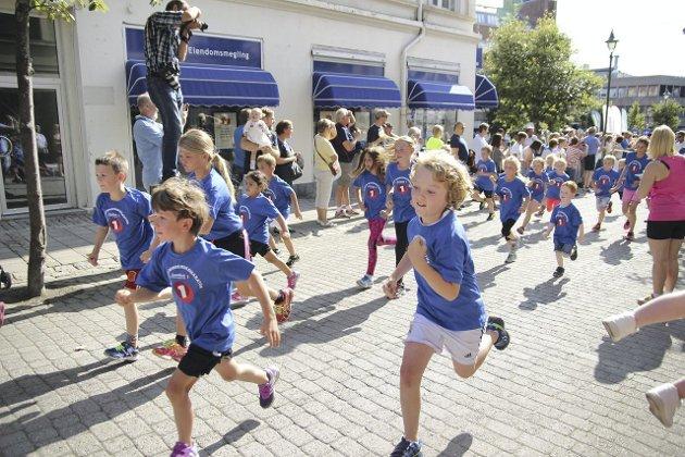 Barneløpet 2015