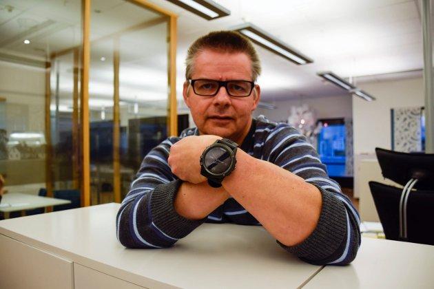 """""""Å lære seg denne klokka er reineste ingeniørstudiet"""", skriver desksjef Ole Martin Solberg i ukens Lørdagstanker."""