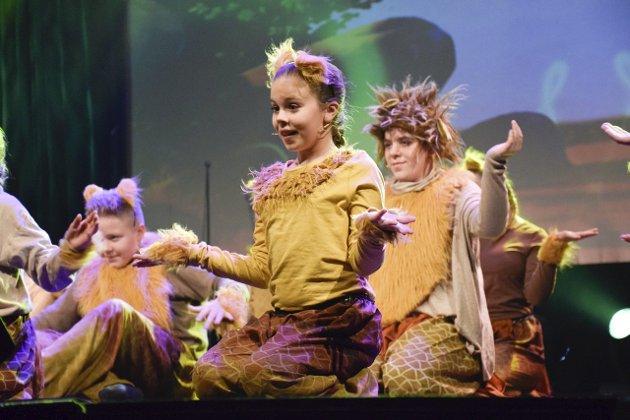 Showskolen Showstopper musikalforestilling
