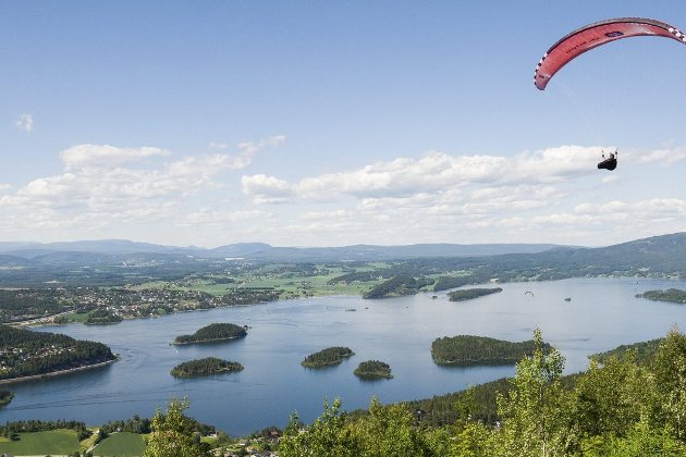 Steinsfjorden.