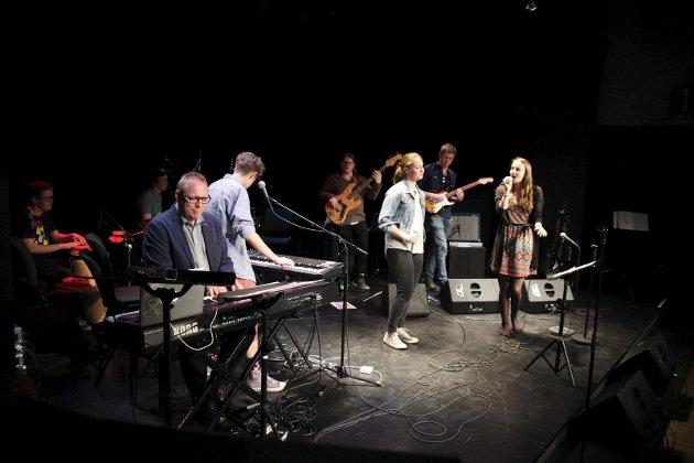 MUA: Den STORE bandkonserten