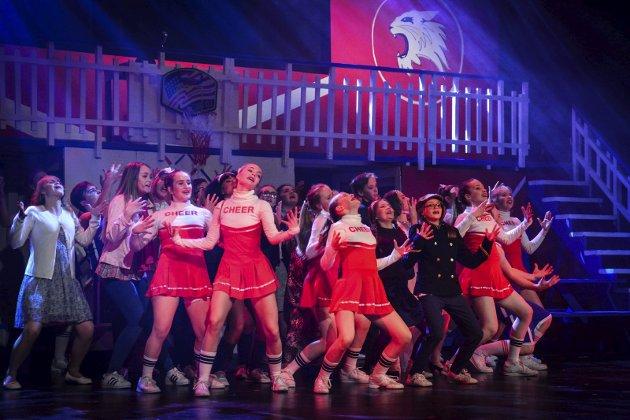 Musikalkollektivet, High school musical
