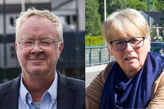 Terje Andersen og Lise Bye Jøntvedt har debattert debattkultur i avisspaltene i sommer.